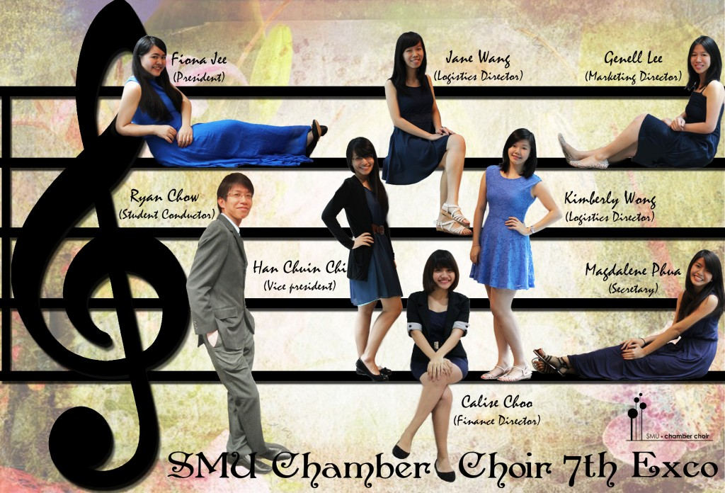 7th Exco Photoshoot {SMUCC}